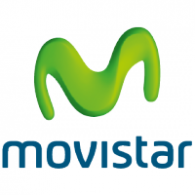 Logo of Movistar