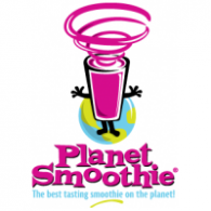 Logo of Planet Smoothie