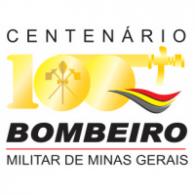 Logo of Bombeiro MG 100 Anos