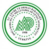 Logo of ÇEVRE VE ORMAN BAKANLIĞI DOĞA KORUMA VE  MİLLİ PARKLAR
