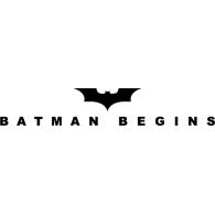 Logo of Batman Begins