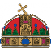 Logo of Holy Crown of Hungarian Kingdom