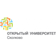 Logo of Open University Skolkovo