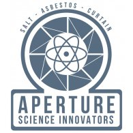 Logo of Aperture Science Innovators