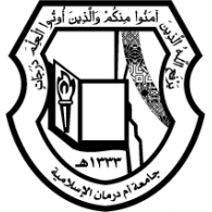 Logo of Dharman University