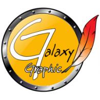 Logo of Galaxy Graphic