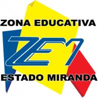 Logo of Zona Educativa Estado Miranda