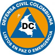 Logo of Defensa Civil Colombia