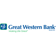 Logo of Great Western Bank