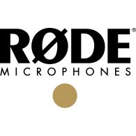 Logo of RODE Microphones