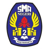 Logo of SMA 2 Yogyakarta