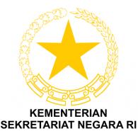 Logo of Sekretariat Negara Republik Indonesia