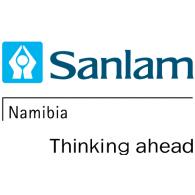 Logo of Sanlam Namibia