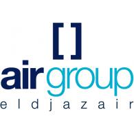 Logo of Air Group Eldjazair
