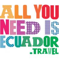 Logo of All You Need is Ecuador