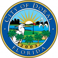 Logo of City of Doral