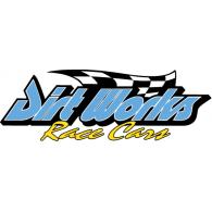 dirt works race cars brands of the world download vector logos rh brandsoftheworld com racing logos 48 racing logos designs