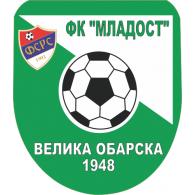 Logo of FK Mladost Velika Obarska