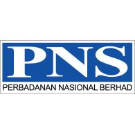 Logo of Perbadanan Nasional Berhad (PNS)