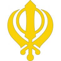 Logo of Sikh Symbol
