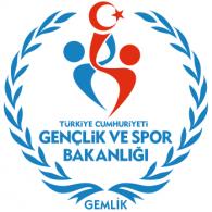 Logo of Gençlik ve Spor Bakanlığı