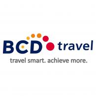 Logo of BCD Travel