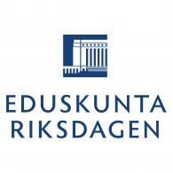 Logo of Eduskunta