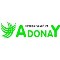 Logo of Livraria Evangélica Adonay