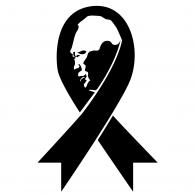 Logo of LKY Black Ribbon