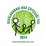 Logo of Uluslararası Aile Çiftçiliği Yılı