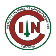 Logo of Instituto Nacional de Cancerología Colombia