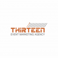Logo of Thirteen Event Agency