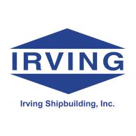 Logo of Irving Shipbuilding