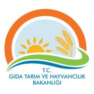 Logo of Gida Tarim Hayvancilik Bakanligi