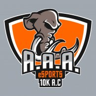 Logo of Associação Atlética Acadêmica de eSports 10K A.C.