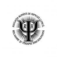 Logo of Asociatia romana de hipnoza clinica relaxare si terapie ericksoniana