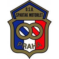 Logo of DSO Spartak-Motorlet Praha