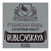 Logo of Rublovskaya