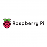 Logo of Raspberry Pi