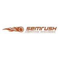 Logo of SEMrush