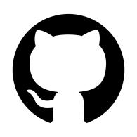 Logo of GitHub