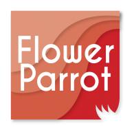 Logo of Flower Parrot