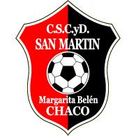 Logo of San Martín de Margarita Belén Chaco