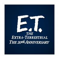 Logo of ET The Extra Terrestial