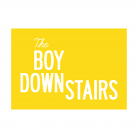 Logo of The Boy Down Stairs