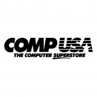 Logo of Comp USA