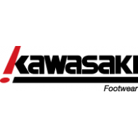 Logo of Kawasaki footwear