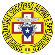 Logo of CNSAS Soccorso Alpino