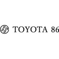 Logo of Toyota 86