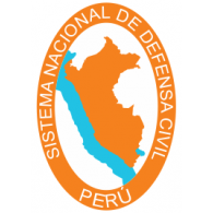 Logo of Sistema Nacional de Defensa Civil
